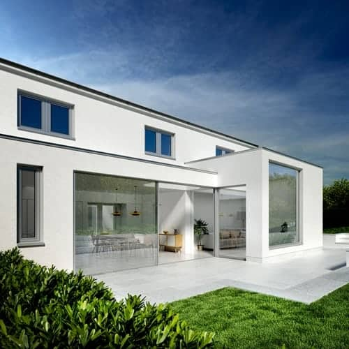 Residential extension to house in South Dublin